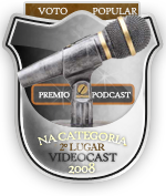 Prmio Podcast 2008